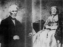 William and Almira Humphrey